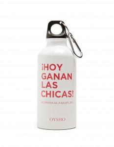 Botella oysho carrera de la mujer A Coruña