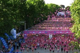 I Carrera de la Mujer en A Coruña