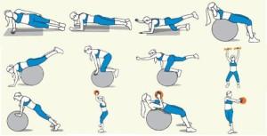 Ejercicios para fortalecer core