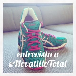 Entrevista a @NovatilloTotal