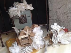 Complementos y tocados para novias en Tul Novias