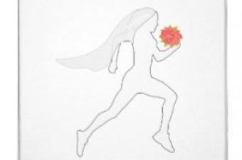 Buscando vestido para una novia runner