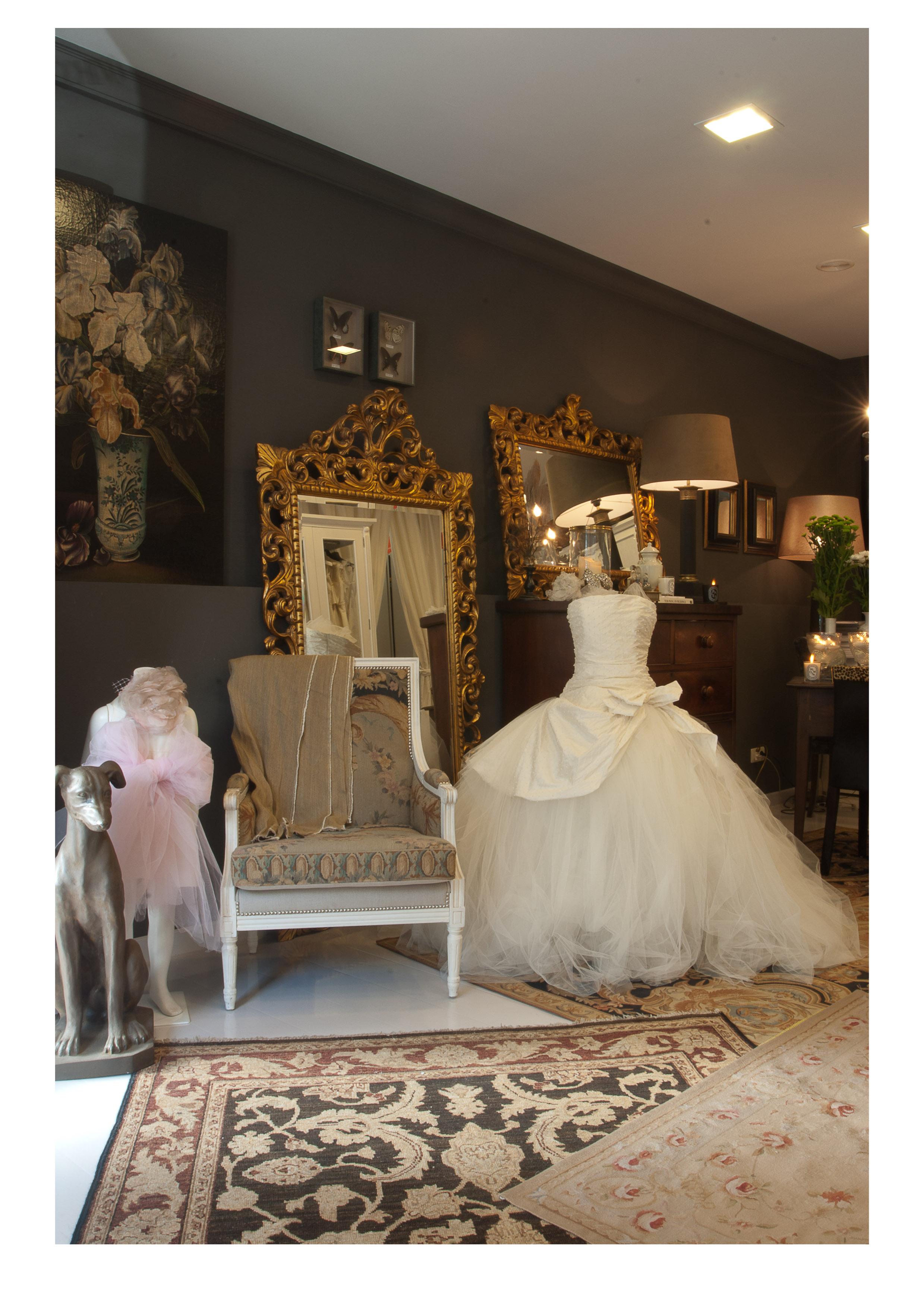 Tul Novias, maravillosa tienda de moda nupcial en Boiro