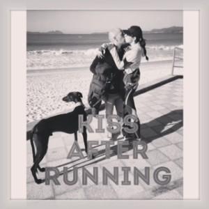 Kiss After Running