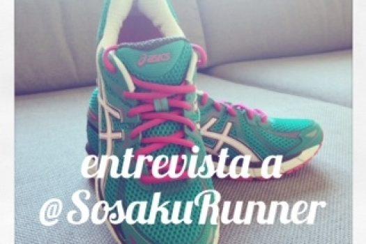 Conoce al runner blogger. Entrevista a @SosakuRunner