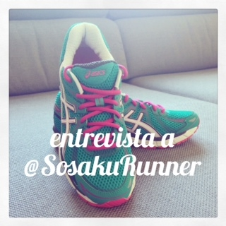 Entrevista runner blogger SosakuRunner