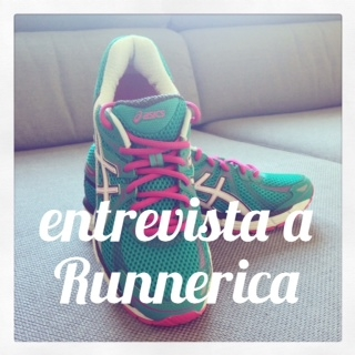 Nueva entrevista a un runner bloguero en el blog. Hoy Runnerica