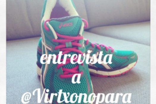Conoce al runner blogger. Entrevista a Virtxonopara