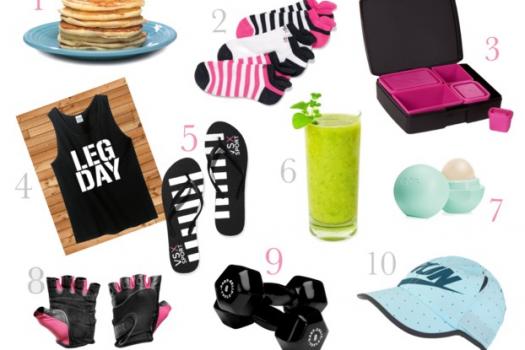 10 regalos low-cost para tu runner particular en San Valentín