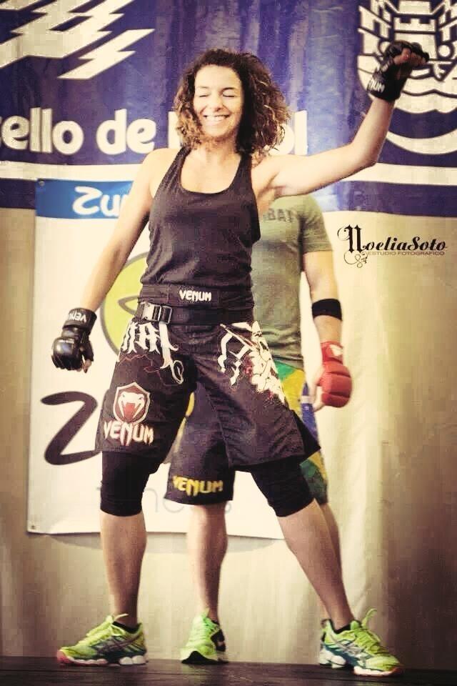 Isabel warrior