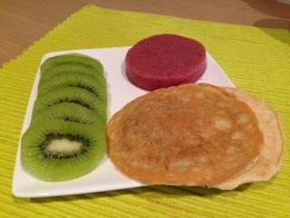Tortitas proteicas sin avena