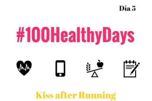 Día 5 de #100HealthyDays