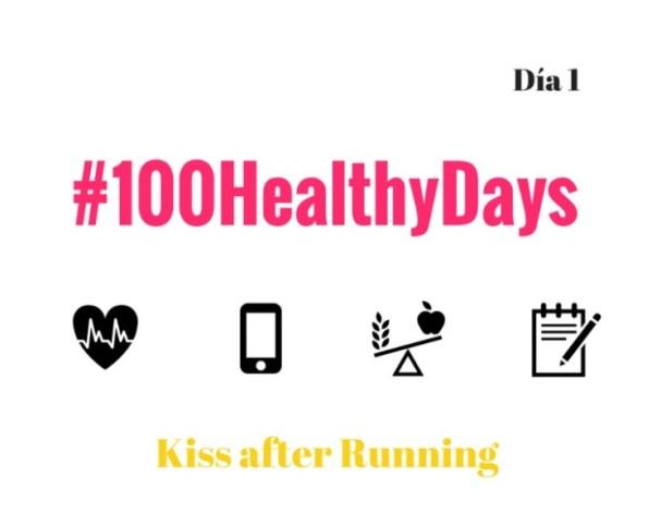 Día 1 de #100HealthyDays