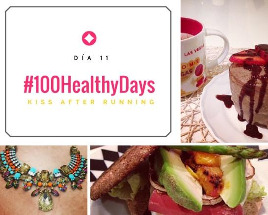 Dia 11 de mis #100healthydays