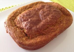 Carrot cake recién salida del horno