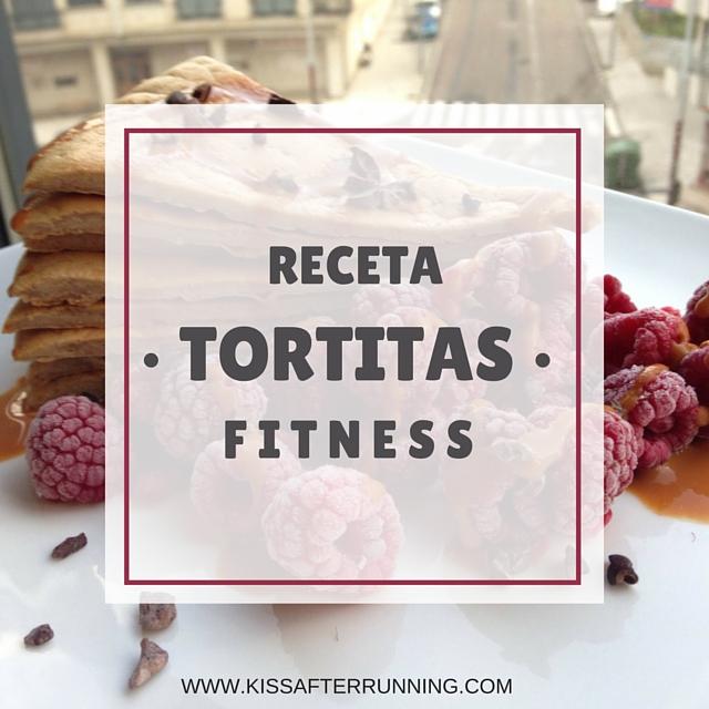 Receta Tortitas Fitness de Avena