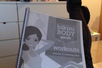 Mi experiencia con la Bikini Body Guide de Kayla Itsines