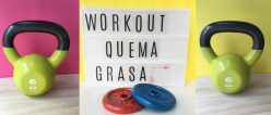 Workout quemagrasa circuito