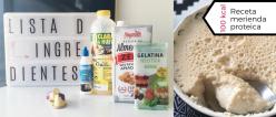 Merienda proteica con menos de 100 calorías